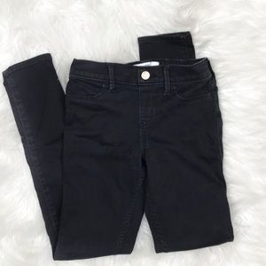 Abercrombie Kids Pull-on Jegging Black  11/12